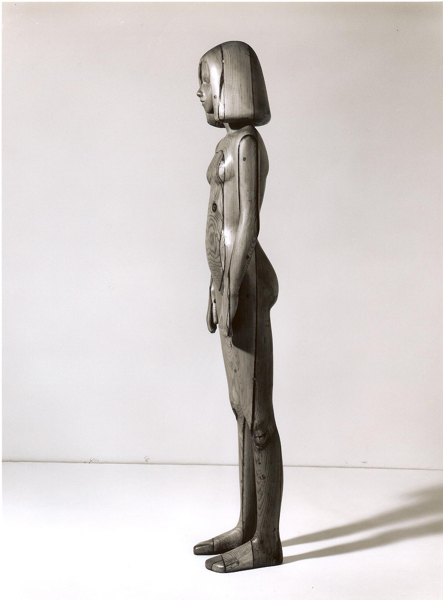 Standing Girl (Side)