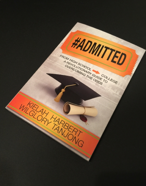 #Admitted: A Revolutionary Guide to Overcoming the Odds