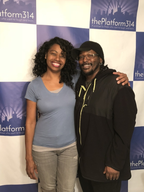 Film/Television Producers, Joyce Marie Fitzpatrick and Brian Shackelford