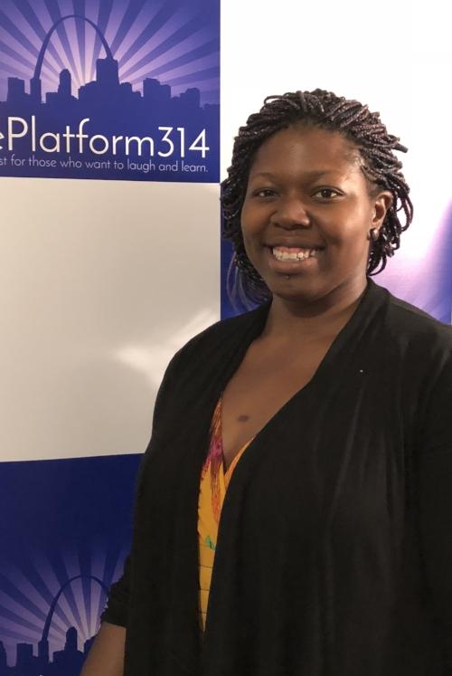 Yetunde Ogunfidodo - Photostories Editor and Copywriter