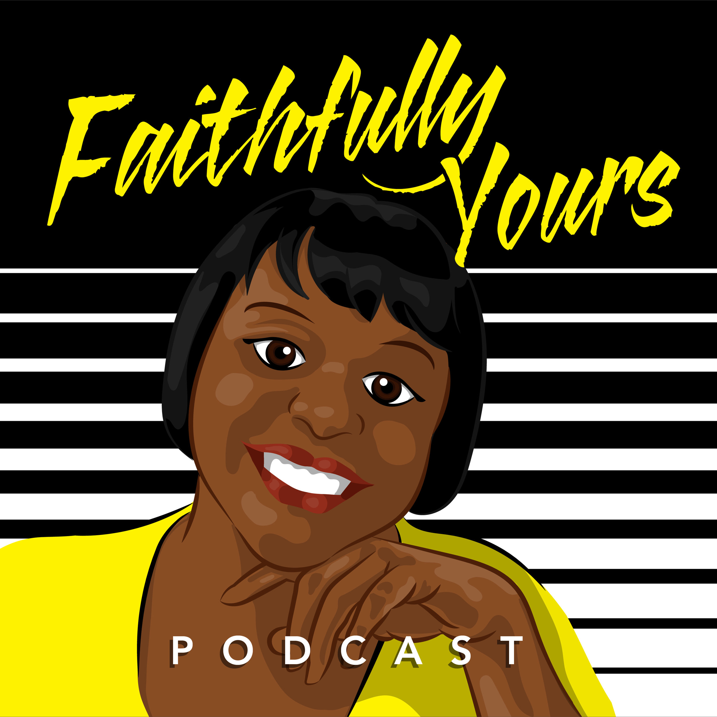 Faithfully yours - hosted by FaithIn this introspective podcast, host Faith discusses her experiences and personal growth and shares her thoughts and opinions on social issues, pop culture, everyday annoyances, and life in general.