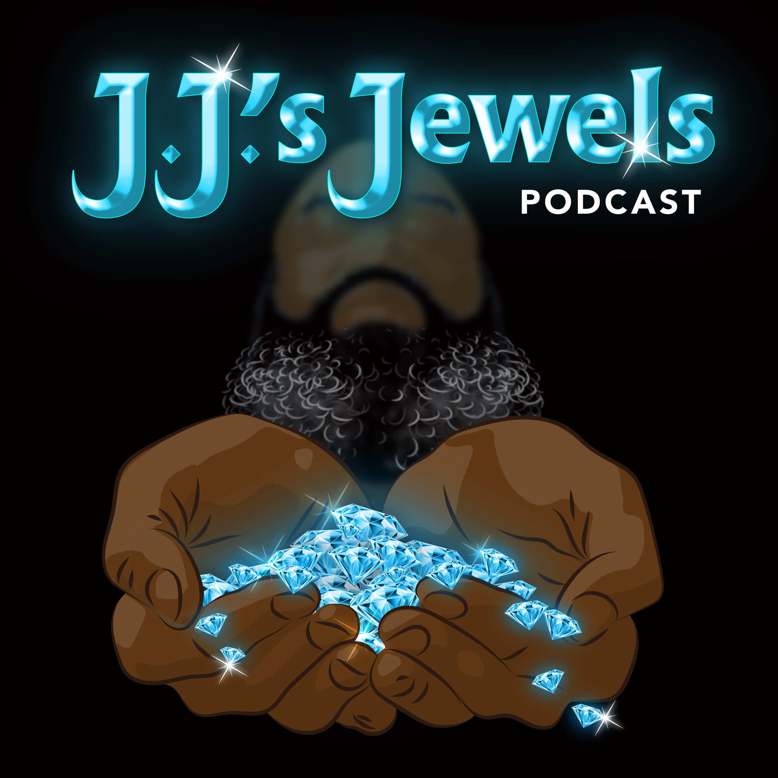 J.J.'s Jewels - hosted by J.J.J.J.'s Jewels is a podcast that delivers conversational jewels by putting pressure on the conversation. Whether he's talking one-on-one with his audience or chatting with a guest, his goal is to give his listeners valuable information that will inform, inspire, and empower, all while having fun.