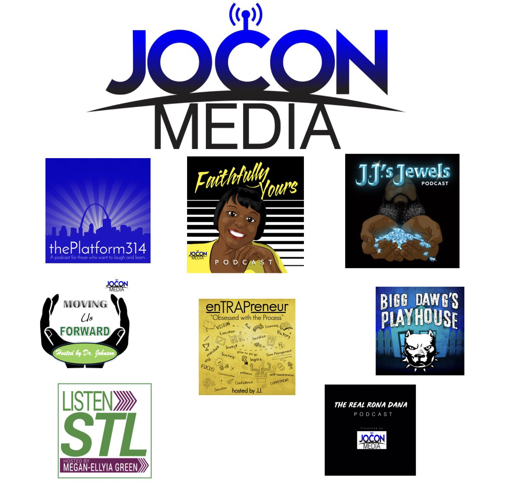 JOCON Media Podcast Network