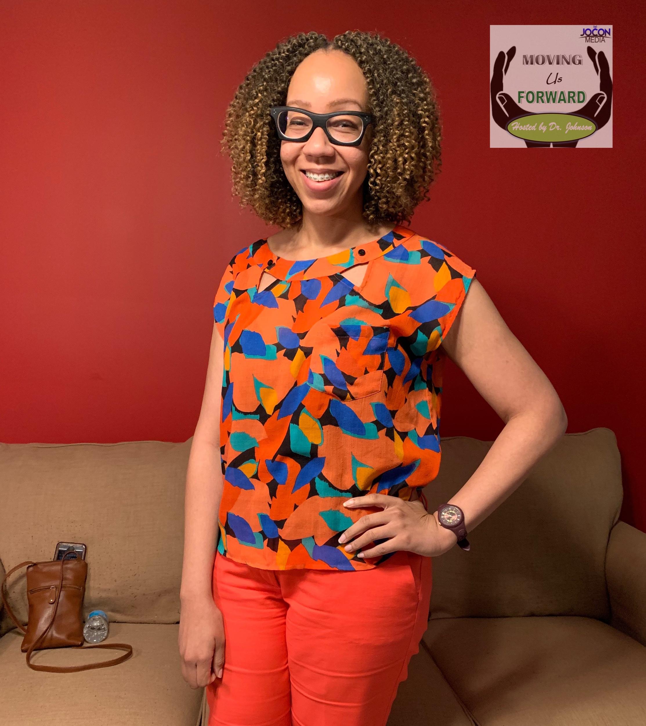 Host Dr. Raegan Johnson