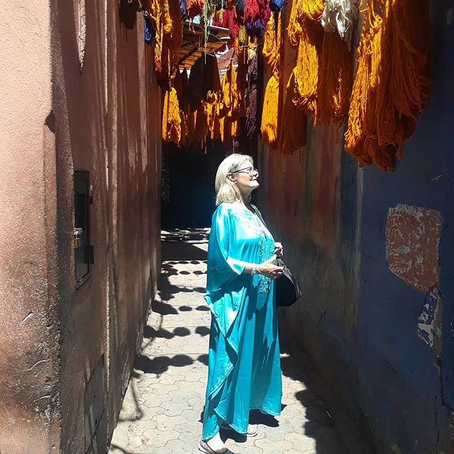 Souk in the Medina
