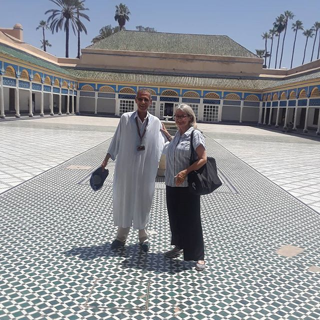 My guide for the Medina