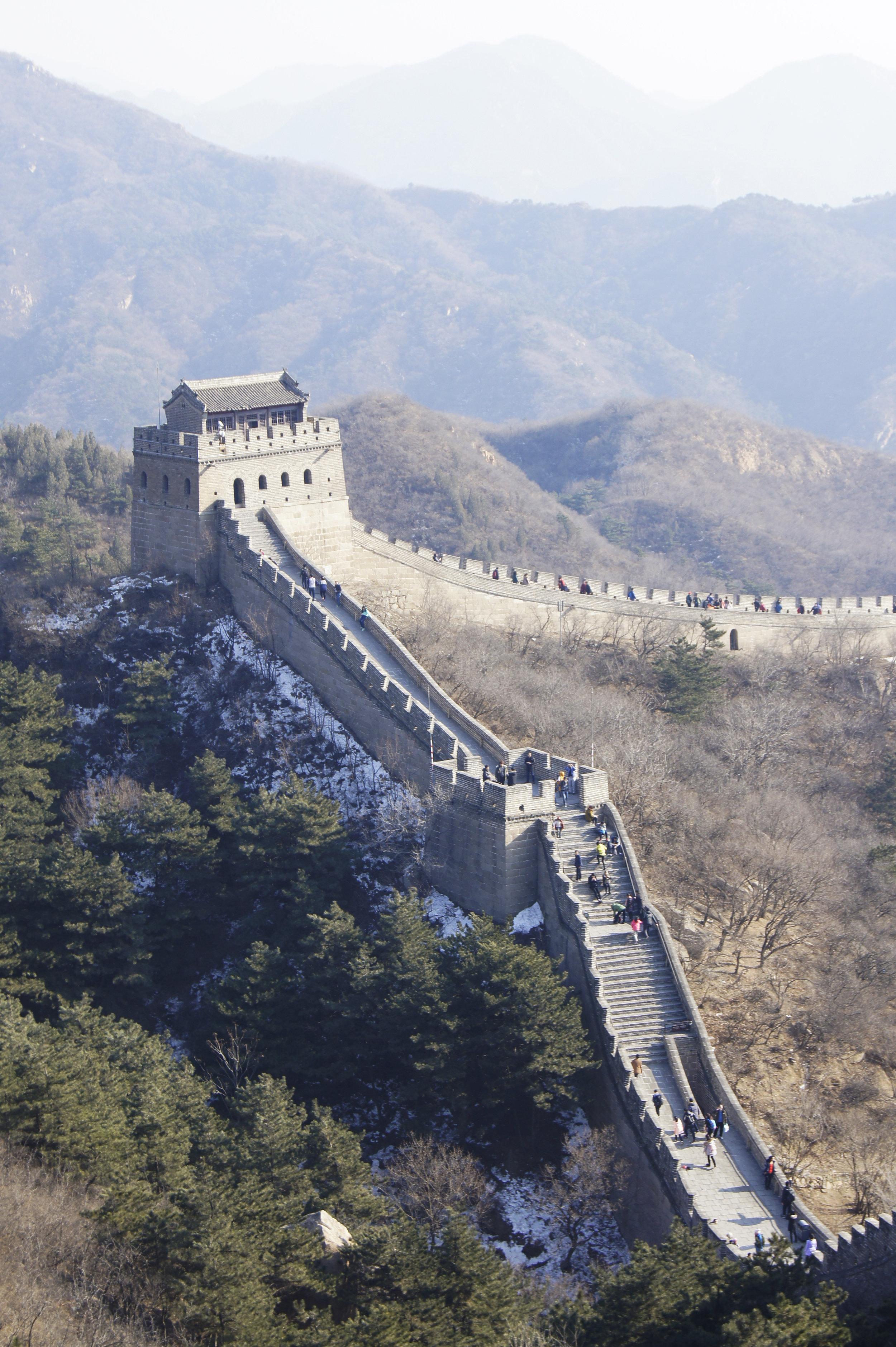 GREAT WALL,BADALING, CHINA                  PHOTOGRAPHY: @HILARYAGUILAR