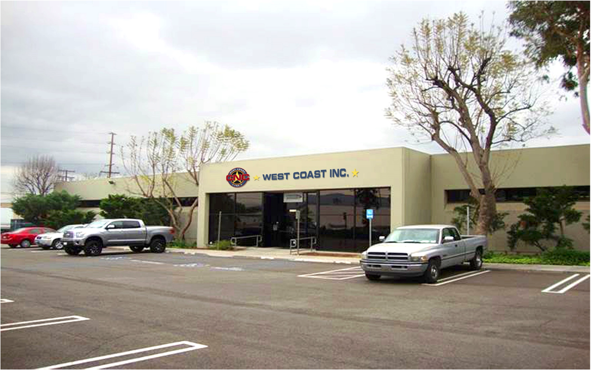 """""""At West Coast CNC, We measure our success…by your success""""."""