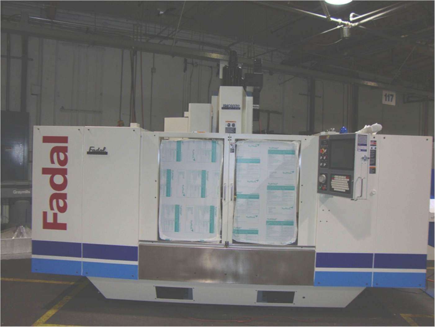 Fadal VMC 6030 Completely Remanufactured
