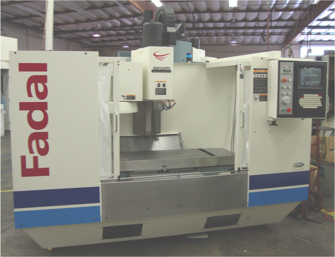 Fadal 4020 VMC Completely Remanufactured