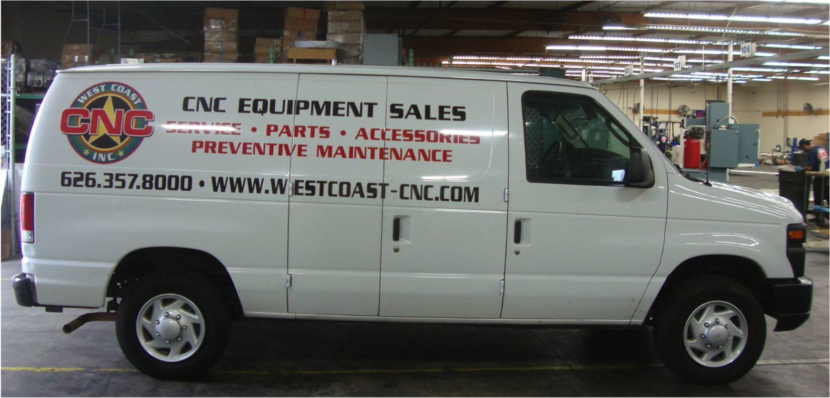 West Coast CNC Service (1 of 3)
