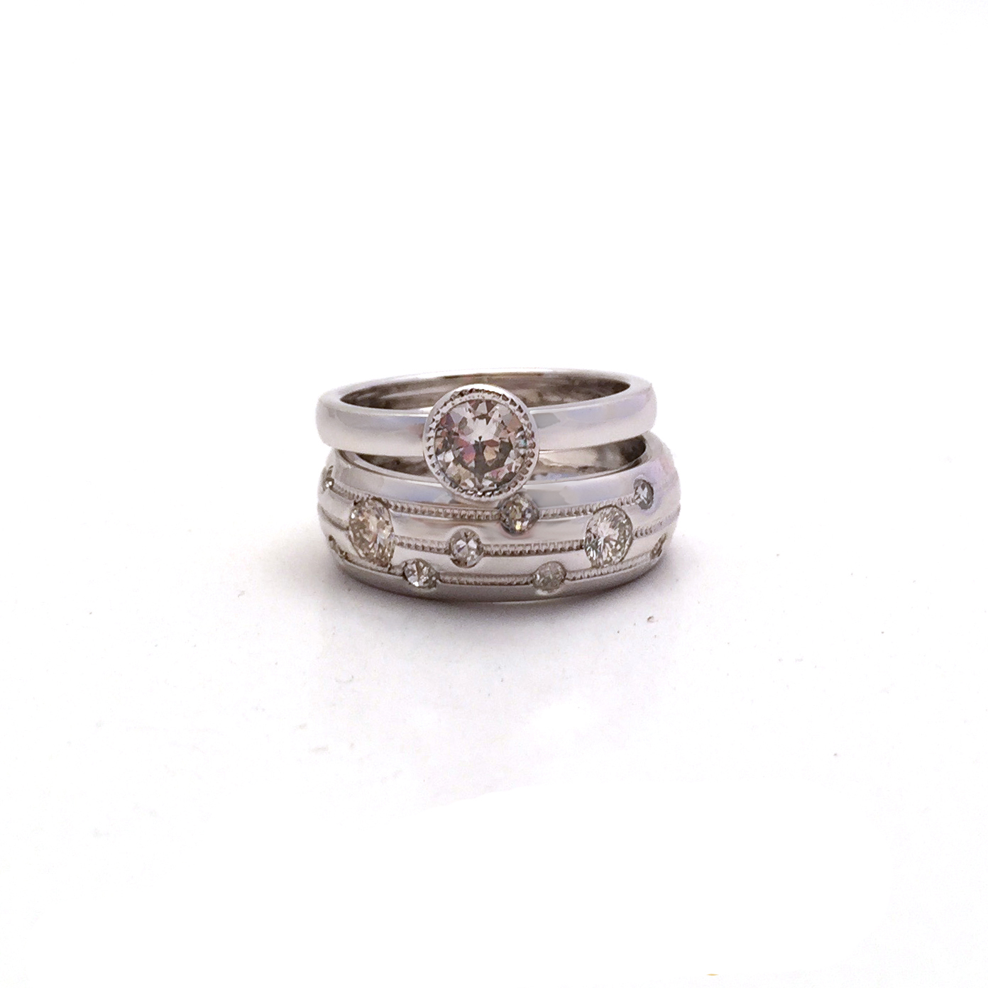 Classic Diamond Ring and Band.jpg