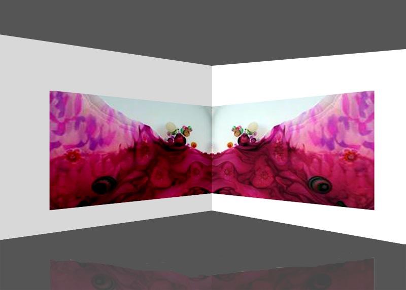 Pink Tsunami (Reflected Worries Cornered)