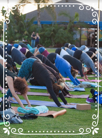Waterfront Yoga in San Diego