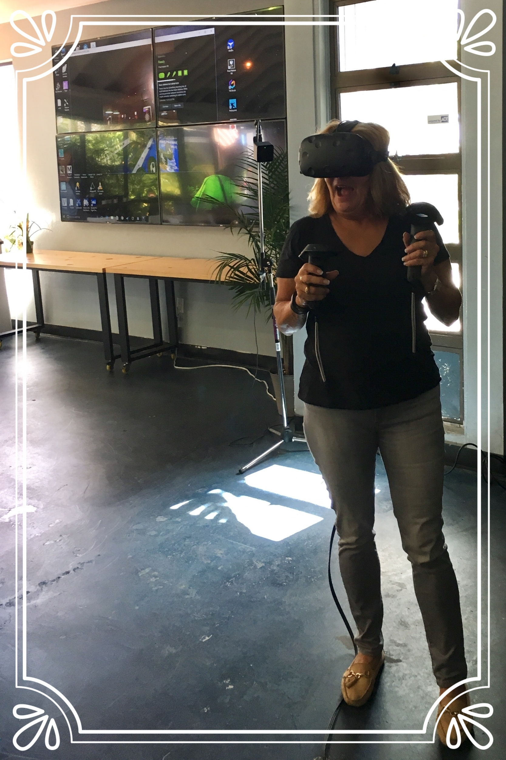 Virtual Reality Games in San Diego