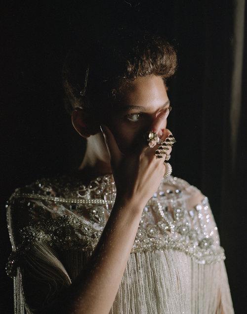 Tyla Cobette Photographed by Nick Shamblott