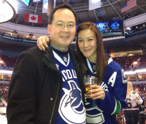 Fred Kwong - Jess's Dad