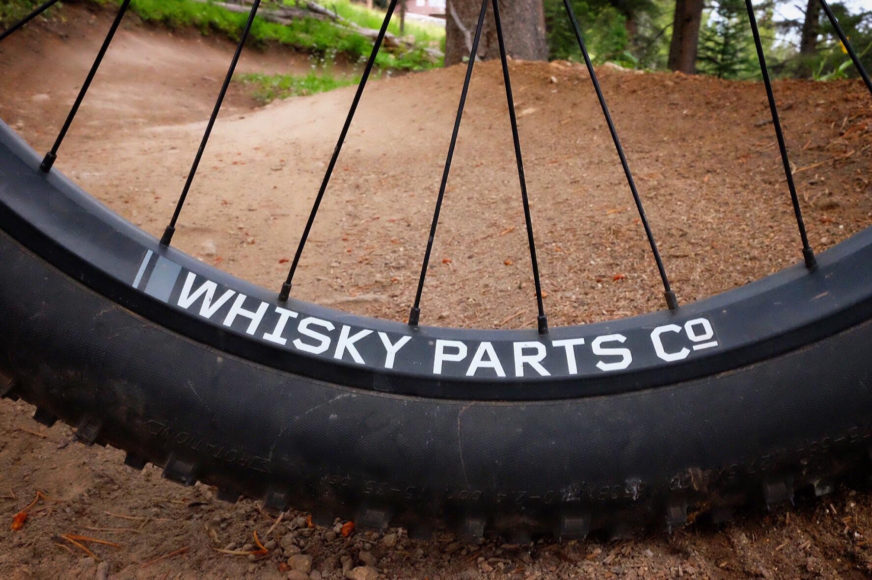 Whisky Parts aluminum 50mm 27.5+ rims