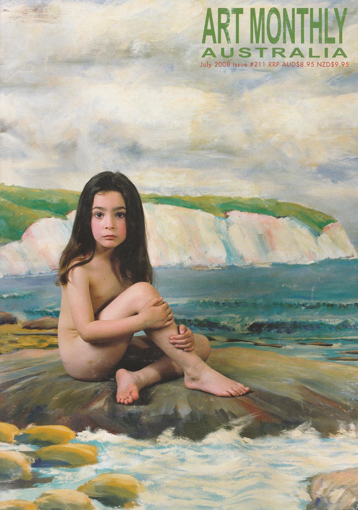 READ: Art Monthly Australia #211 2008