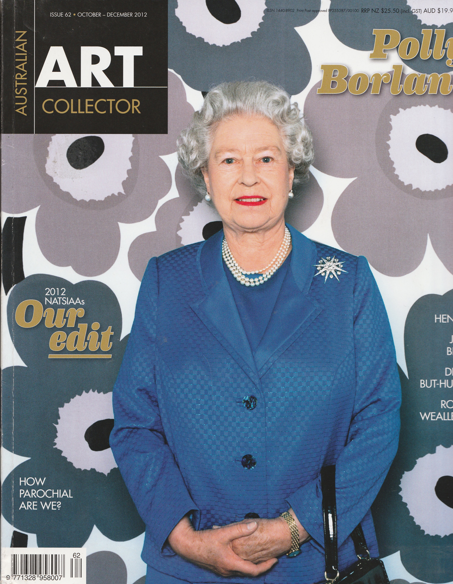 Australian Art Collector Issue 62 2012