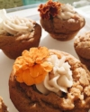 Find out how sweet allergy friendly food can be! Follow  The Allergy Friendly Vegetarian on FB!