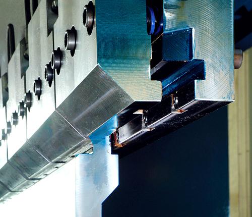 Durma hydraulic clamping