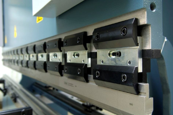 European Clamp Tools  Because of their deep sectioned characteristics, they are very useful in deep box forming. They are designed with an integrated wedge which allows vertical adjustment to offset deflection and tool or ram wear.