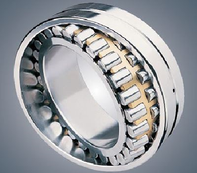 Bearing System  The rolls are guided with roller bearings within bronze housings. This guiding system requires less lubrication with long term durability.