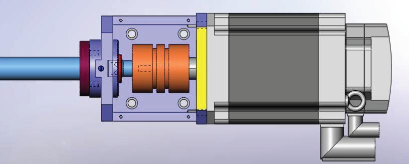 Siemens AC Servo Direct Drive System