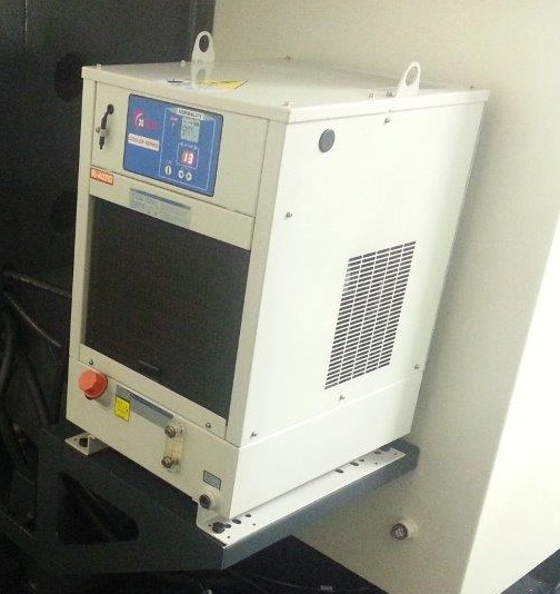 Spindle Chiller   A spindle oil chiller