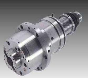 HARTFORD Built Spindle   - HARTFORD built BT 50 spindle  - 6,000 rpm  - Hi/Low gear box -Gear transmission
