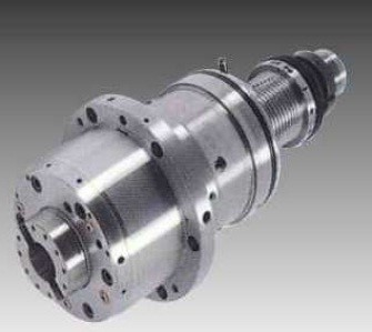 HARTFORD Built Spindle   - HARTFORD built BT 50 spindle  - 6,000 rpm  - Hi/Low gear box -Gear transmission