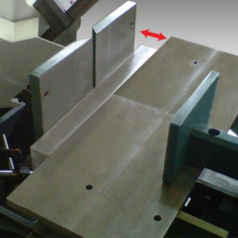 Cutting thickness 90 mm
