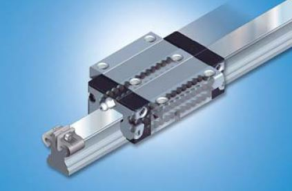 Linear bearing system  Strong and critical linear bearing system ensures the band saw's body frame move up and down on the columns without vibration and band bearing to move forward and backwards. In this way, a better cut and longer tape life is provided.