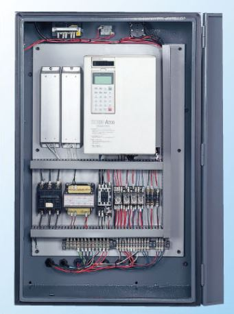 Electrical Box & Inverter   Variable-speed change  With inverter: 3 steps speed High: 2000 - 240 RPM Middle: 380 - 54 RPM Low: 84 - 10 RPM
