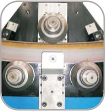 """Fourth Roll Kit for H/I Beams  Used for bending """"H"""" and """"I"""" beams."""