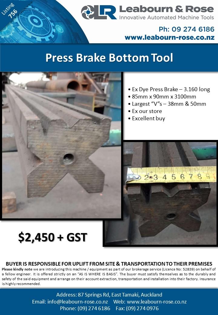 756 Press Brake Bottom Tool.JPG