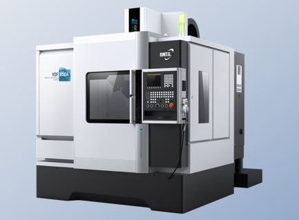 DTMG Vertical Machining Centres