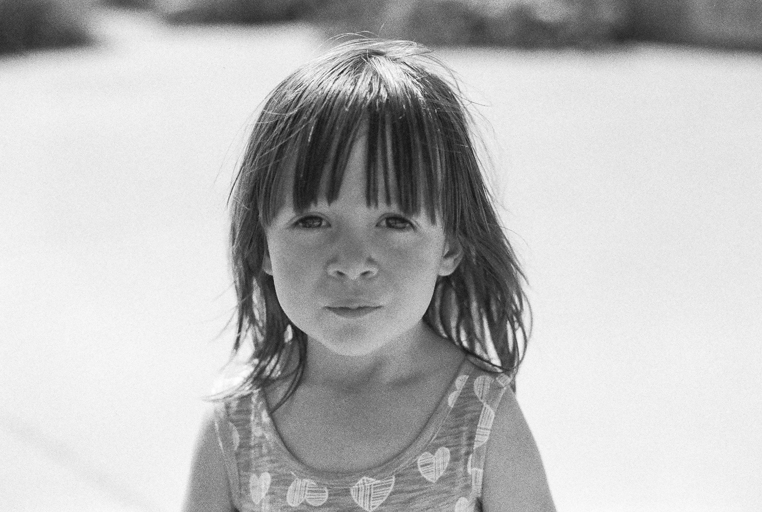 Portrait at Mission Trails