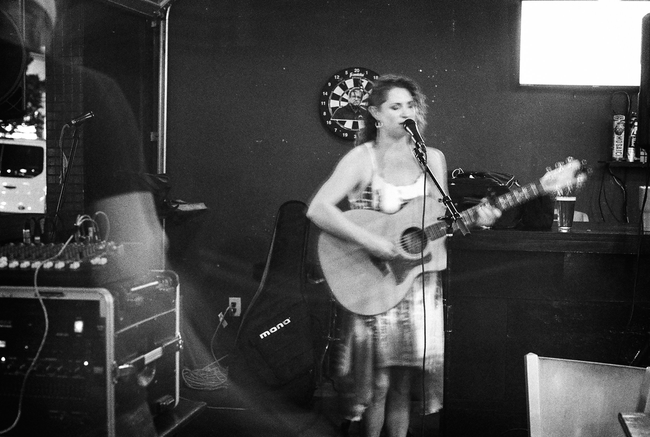 Open Mic at Safehouse