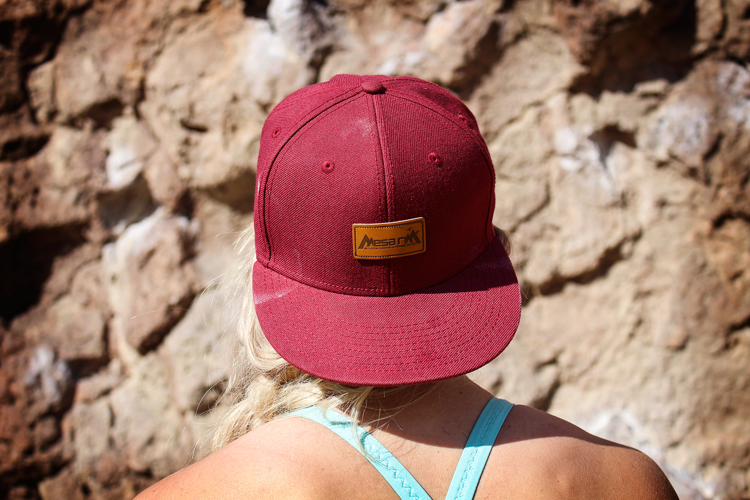 Lifestyle Product Photography - Hat