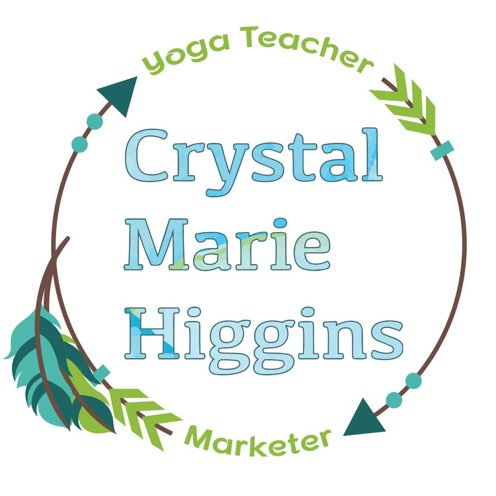 Crystal Marie Higgins Yoga + Marketing