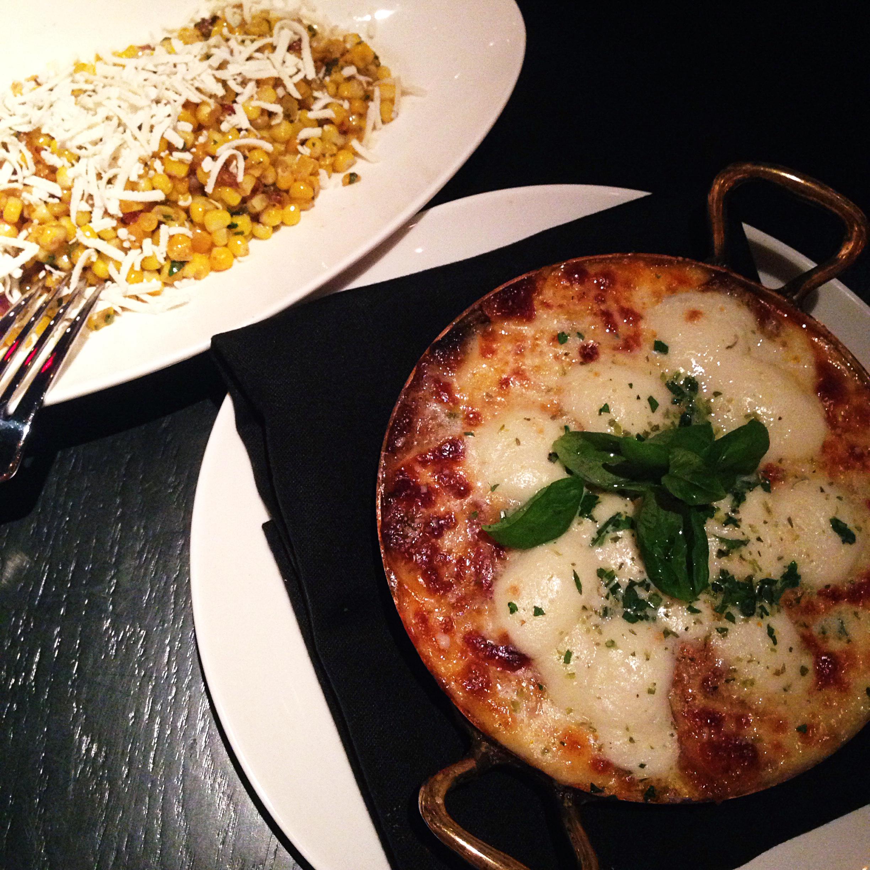 Dinner at RPM Italian last week