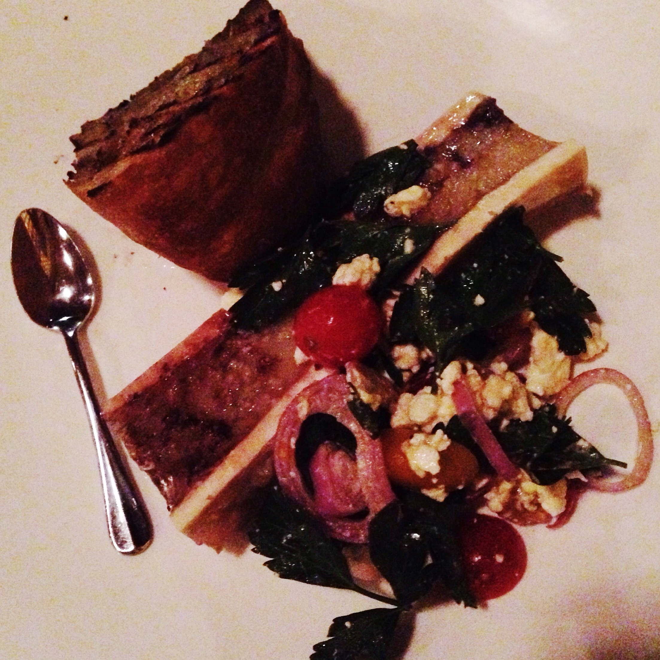 Bone marrow at Table