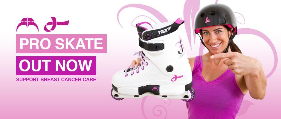Jenna Downing - 2013 Razors Pro Boot