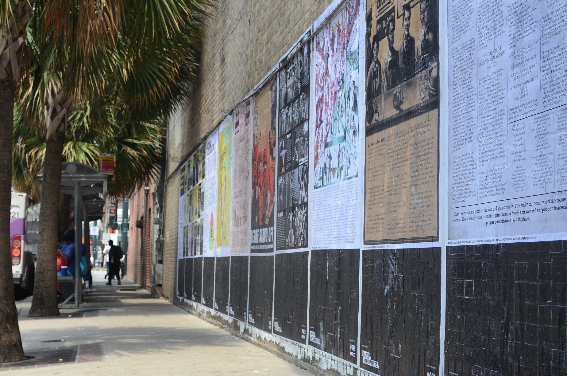 Installation at Elk Street