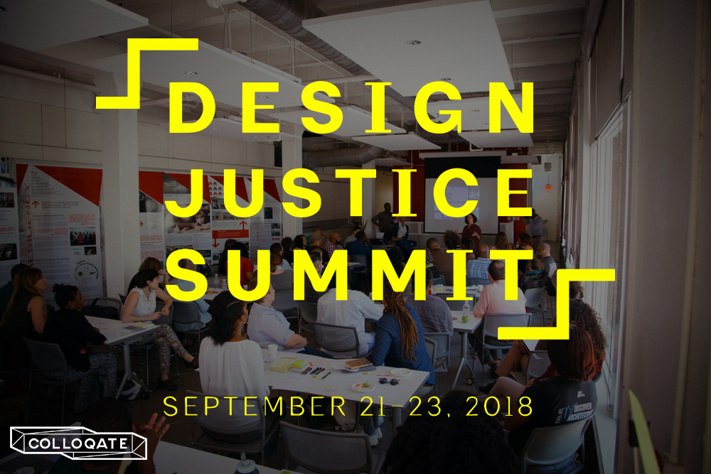 DESIGN JUSTICE SUMMIT - 24 social impact architects, designers, and planners gathered this fall at the AIA Design Justice Summit. Working together, these advocates strove to develop realistic solutions that create innovative, progressive change and achieve design equity in communities of any size.
