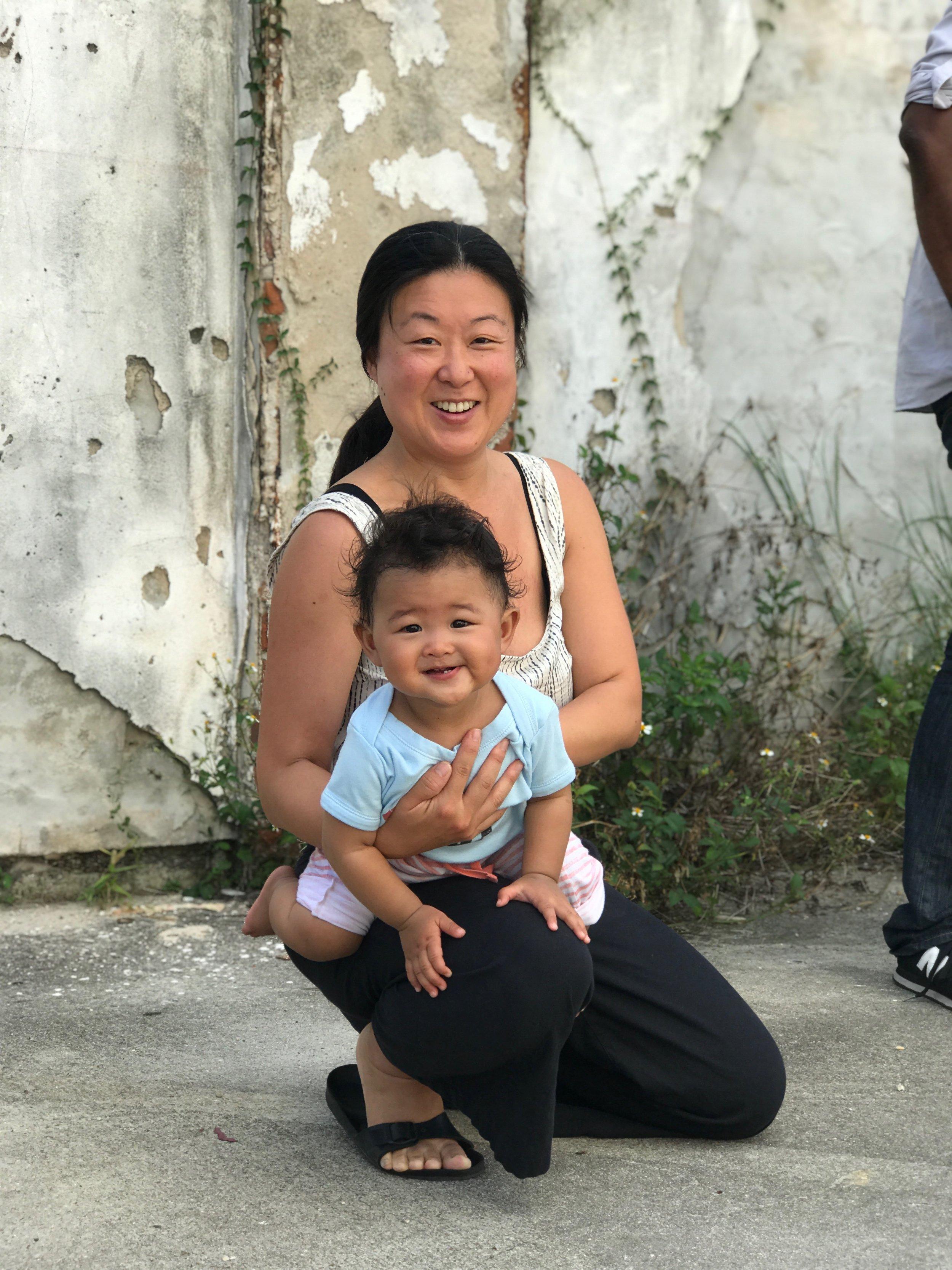 Theresa Hwang at the 2018 Design Justice Summit