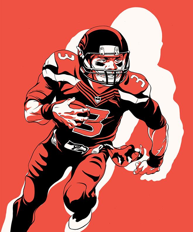 Cun Shi Illustration Art ESPN