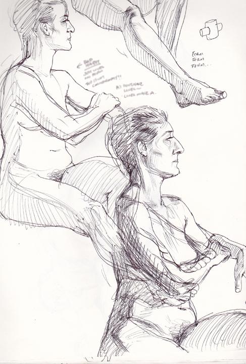Cun Shi Illustration drawing 12